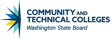 Logo for SBCTC, State Board for Community and Technical Colleges